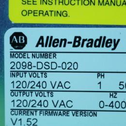 [중고] 2098-DSD-020 Allen-Bradley 서보드라이브