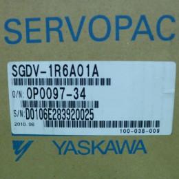 [신품] SGDV-1R6A01A 야스까와 서보드라이브 200W