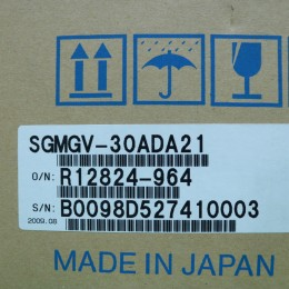 [신품] SGMGV-30ADA21 야스까와 서보 모터