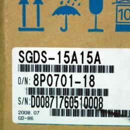 [신품] SGDS-15A15A 야스까와 서보팩 서보드라이브