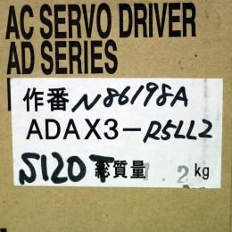 [신품] ADAX3-R5LL2 히타치 서보