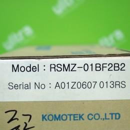 [중고] RSMZ01BF2B2 코모테크 AC 서보 모터