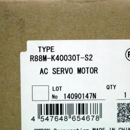 [신품] R88M-K40030T-S2 옴론 AC 서보 모터