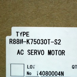 [신품] R88M-K75030T-S2 옴론 AC 서보 모터