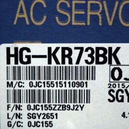 [신품] HG-KR73BK 미쯔비시 서보모터