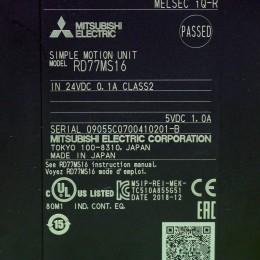 [중고] RD77MS16 미쯔비시 PLC
