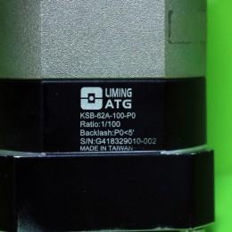 [중고] KSB62A-100-P0 ATG 감속기Ratio: 1/100 백레쉬:5arcmin 고정밀급