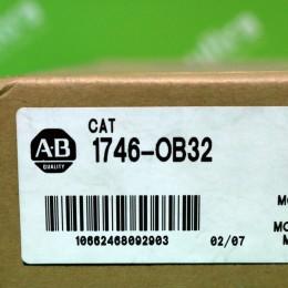 [미사용] 1746-OB32 Allen Bradley DC 출력 모듈, 32 Outputs 프로그램 컨트롤러