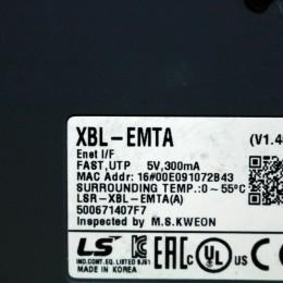 [중고] XBL-EMTA LS PLC 엘에스 피엘씨