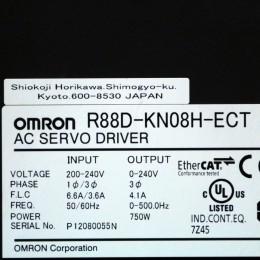 [중고] R88D-KN08H-ECT 옴론 AC 서보 드라이버