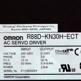 [중고] R88D-KN30H-ECT 옴론 AC 서보 드라이버