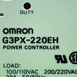 [중고] G3PX-220EH 옴론 파워 컨트롤러