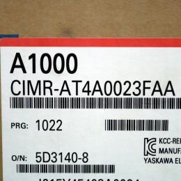 [신품] CIMR-AT4A0023FAA  야스까와 인버터