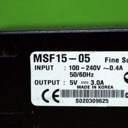 [중고] MFS15-05 화인선트로닉스 파워써플라이