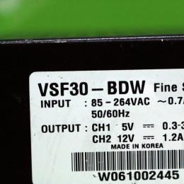 [중고] VSF30-BDW 화인썬트로닉스 스위칭 전원공급장치