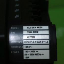 [중고] ACCURA 3300s 아큐라 전력 계측 모듈