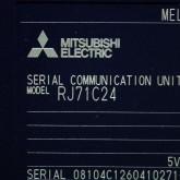 [미사용] RJ71C24 MITSUBISHI PLC MITSUBISHI R