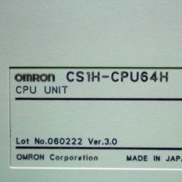[중고] CS1H-CPU64H CPU 유닛 데이터시트