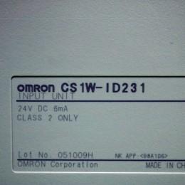 [중고] CS1W-ID231 옴론 컨트롤러