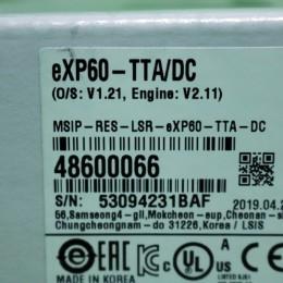 [중고] eXP60-TTA/DC LS산전 터치스크린