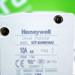 [중고] GCP-33ANM10AAX  Honeywell 하니웰 GCP 시리즈 회로 보호기