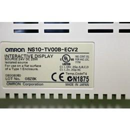 [미사용] NS10-TV00B-ECV2 옴론 터치판넬