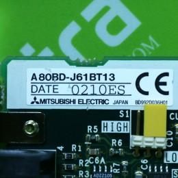 [중고] A80BD-J61BT13 미쯔비시 보드형 PLC