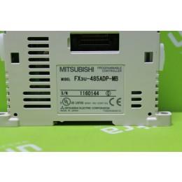 [중고] FX3U-485ADP-MB MITSUBISHI 485통신용 어댑터 컨넥터 없음