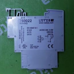 [중고] 760022 luetze 릴레이 모듈