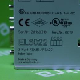 [중고] EL6022 BECKOFF PLC