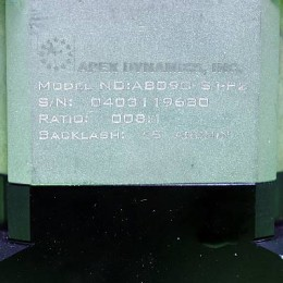 [중고] AB090-008-S1-P2 아펙스 8:1 감속기