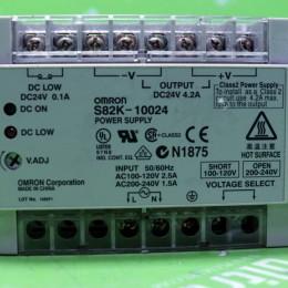 [중고] S82K-10024 옴론 POWER SUPPLY