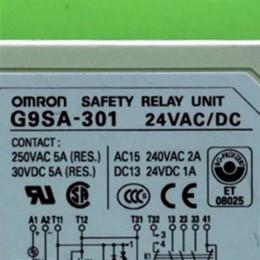 [중고] G9SA-301 옴론 세이프티 릴레이 유닛