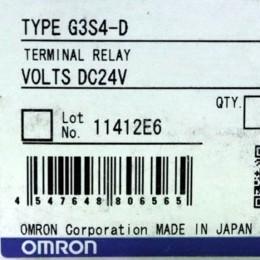 [신품] G3S4-D 옴론 TERMINAL RELAY