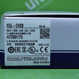 [신품] XGL-CH2B LS 통신모듈 PLC 납기 발주후5일이내