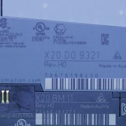 [중고] X20DO9321 B&R 피엘씨 OUTPUT MODULE