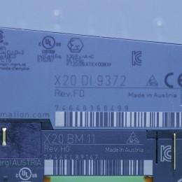 [중고] X20DI9372 B&R 피엘씨 CPU