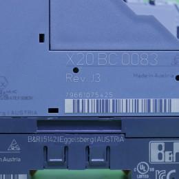 [중고] X20BC0083 B&R 피엘씨 BUS CONTROLER
