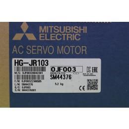 [신품] HG-JR103 미쯔비시 1Kw 서보모터 (통상납기 : 전화문의)