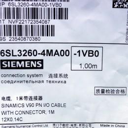 [신품] 6SL3 260-4MA00-1VB0 지멘스 I/O CABLE