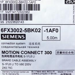 [신품] 6FX3 002-5BK02-1AF0 지멘스 BRAKE CABLE 5M