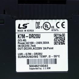 [중고] K7M-DR20U LS PLC
