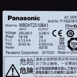 [중고] MBDHT2510BA1 파나소닉 서보 드라이브