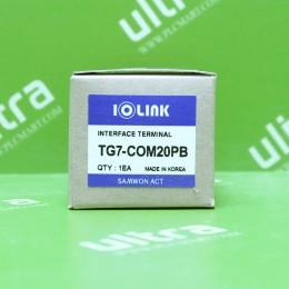 [신품] TG7-COM20PB 삼원ACT 아이오링크 인터페이스 단자대