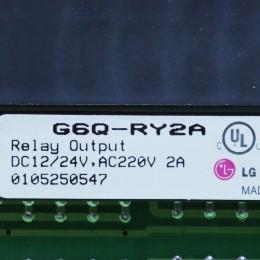 [중고] G6Q-RY2A LS산전 (엘에스) 16점 릴레이 출력 모듈