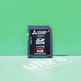 [중고] NZ1MEM-4GBSD 미쯔비시 4GB SD 메모리 카드