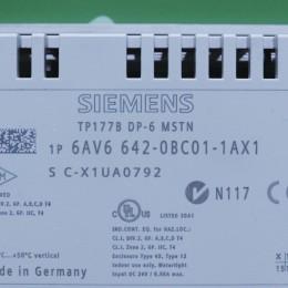 [중고] 6AV6 642-0BC01-1AX1 지멘스 6인치 터치스크린