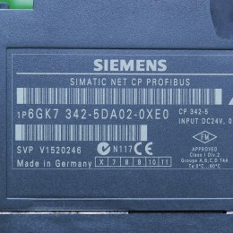 [미사용] 6GK7 342-5DA02-0XE0 지멘스 Communications processor