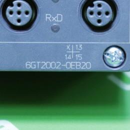 [미사용] 6GT2 002-0EB20 지멘스 PLC MOBY Interface Module