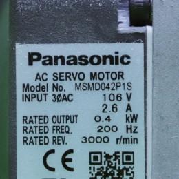 [중고] MSMD042P1S 파나소닉 0.4KW 서보모터